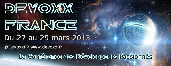 DevoxxFR 2013